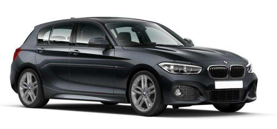 D klasse BMW 1serie 3