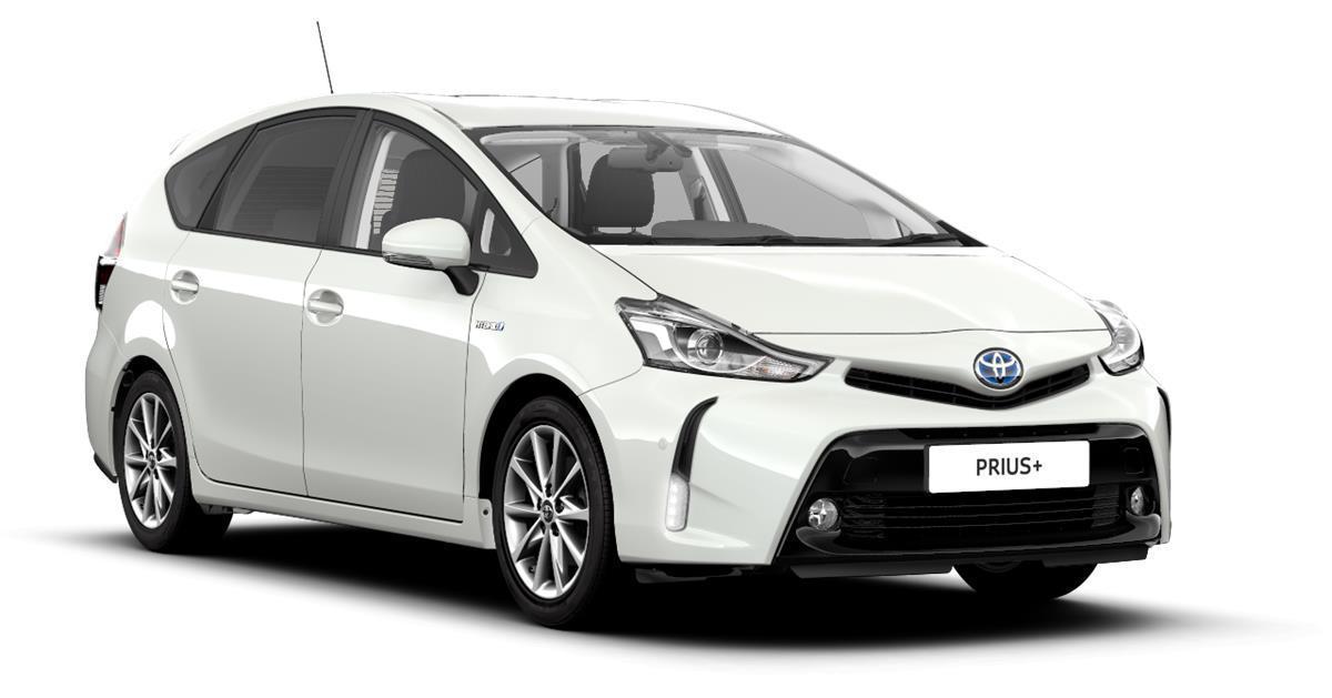 DS klasse Toyota Prius TS