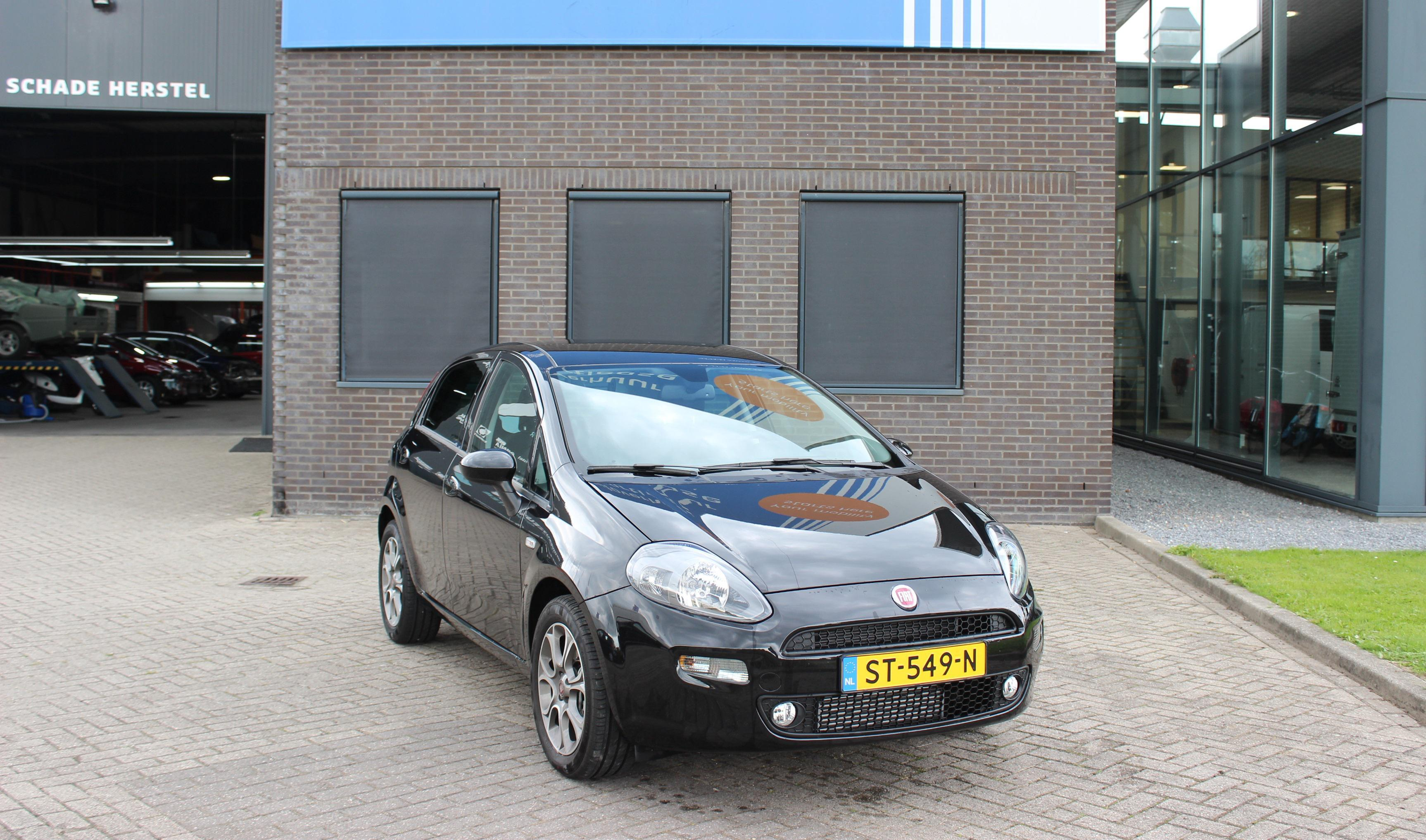 Fiat Punto Evo shortlease