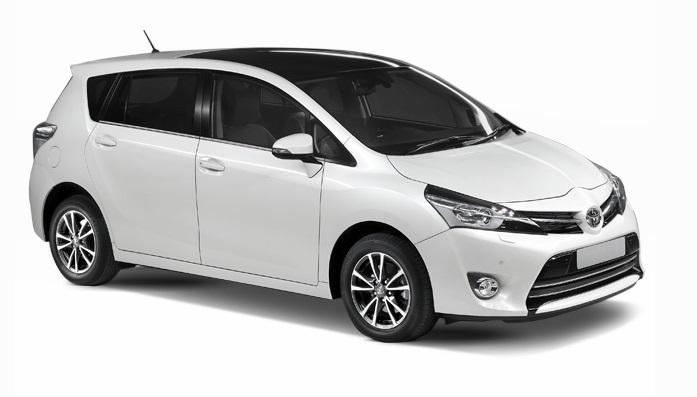 G5 klasse Toyota Verso