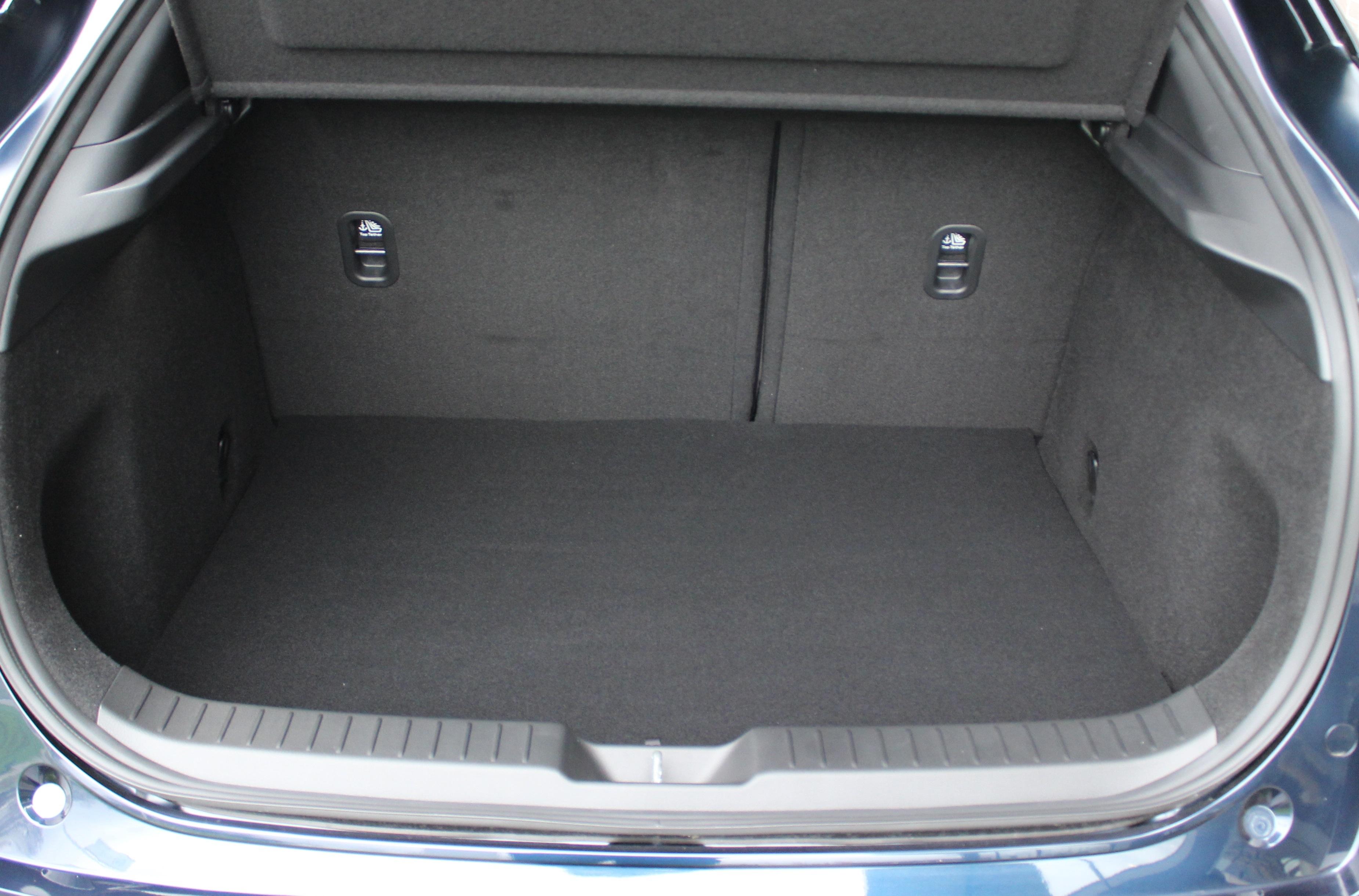 Mazda achterklep