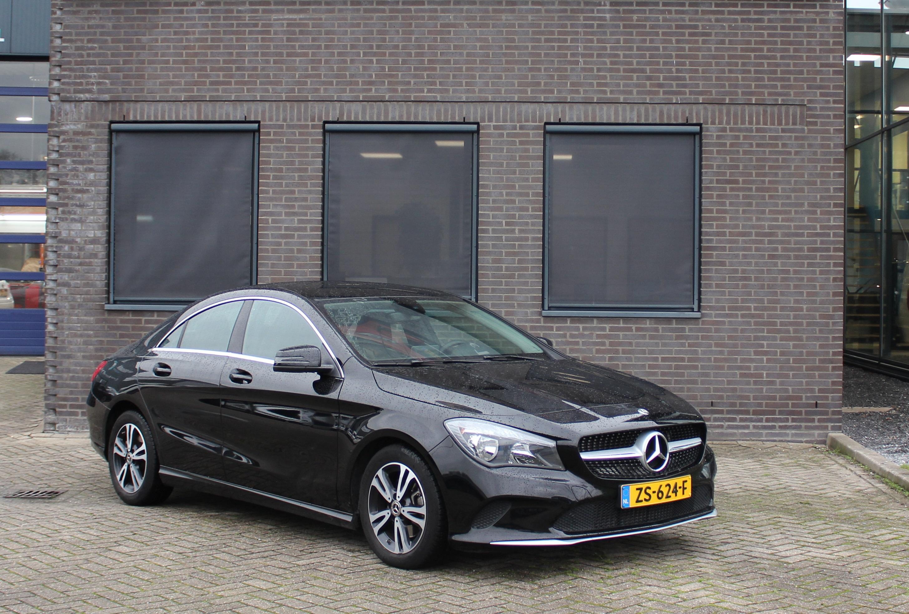 Mercedes Benz shortlease