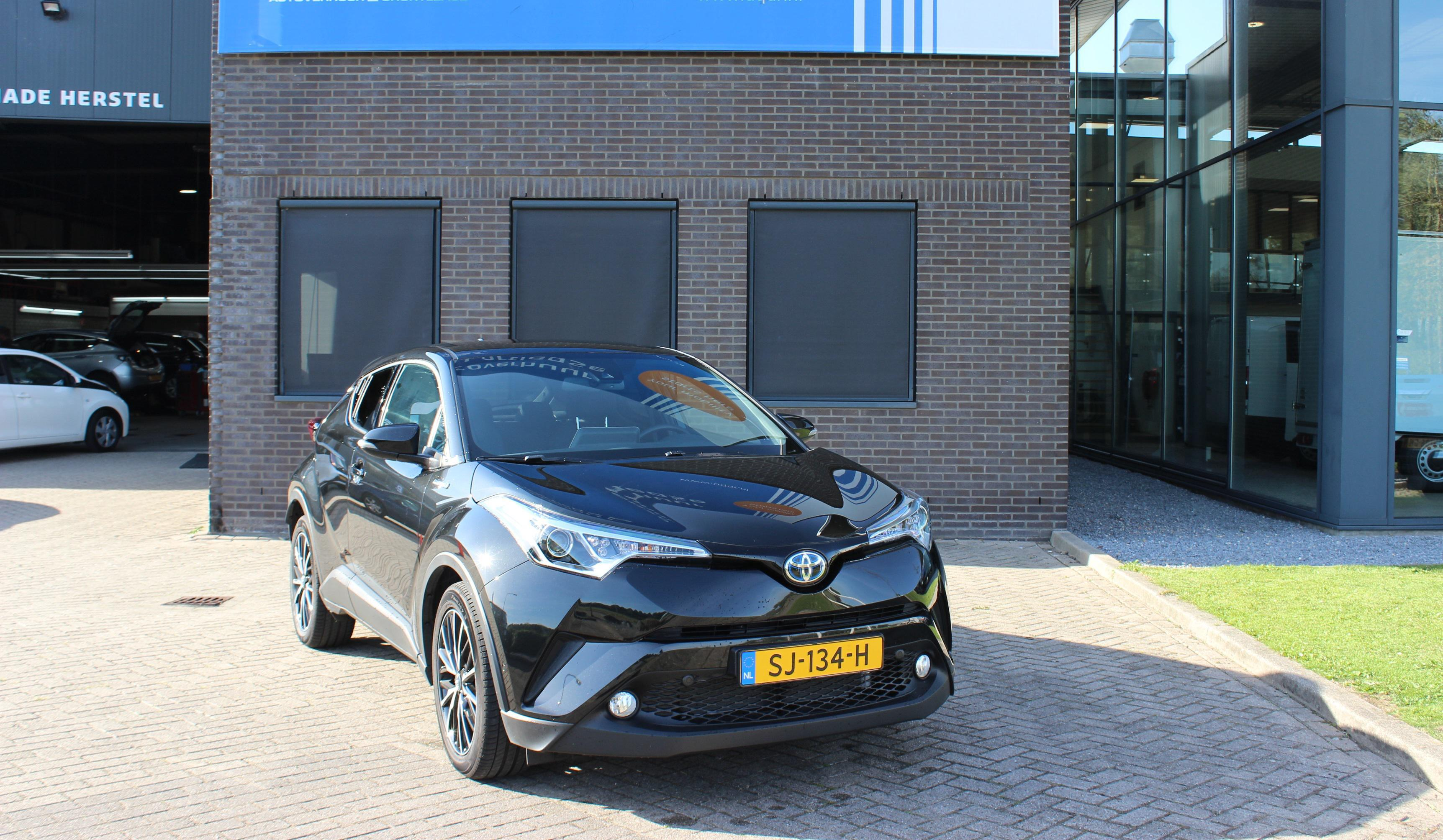 Toyota C-HR shortlease
