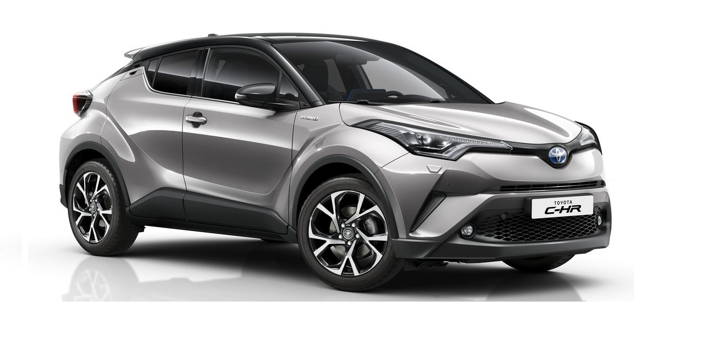 Toyota CHR 2