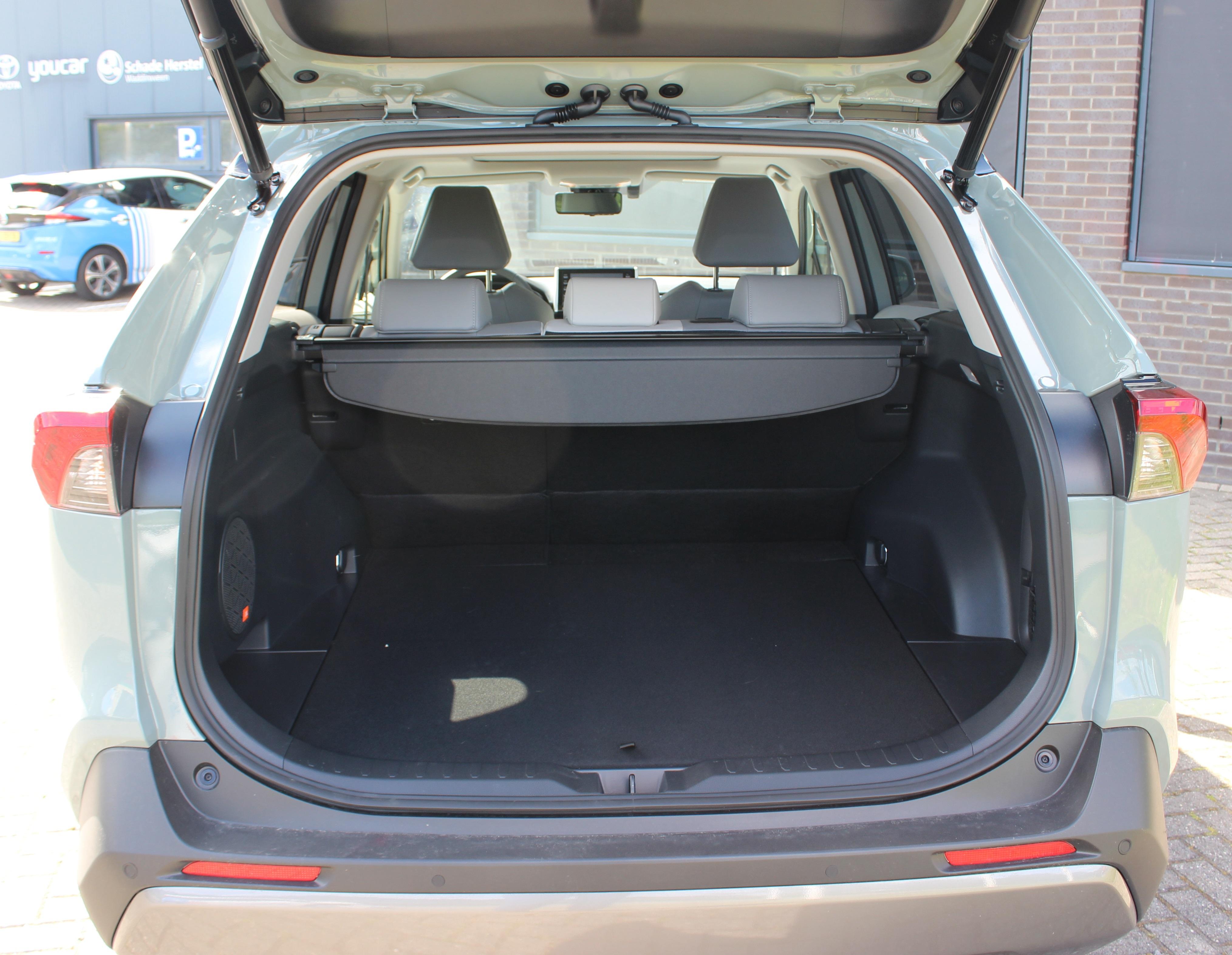 Toyota RAV4 achterbak