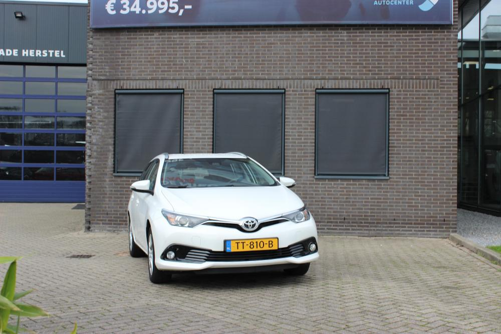 Toyota Auris shortlease