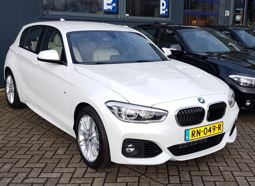 BMW 1-serie automaat shortlease