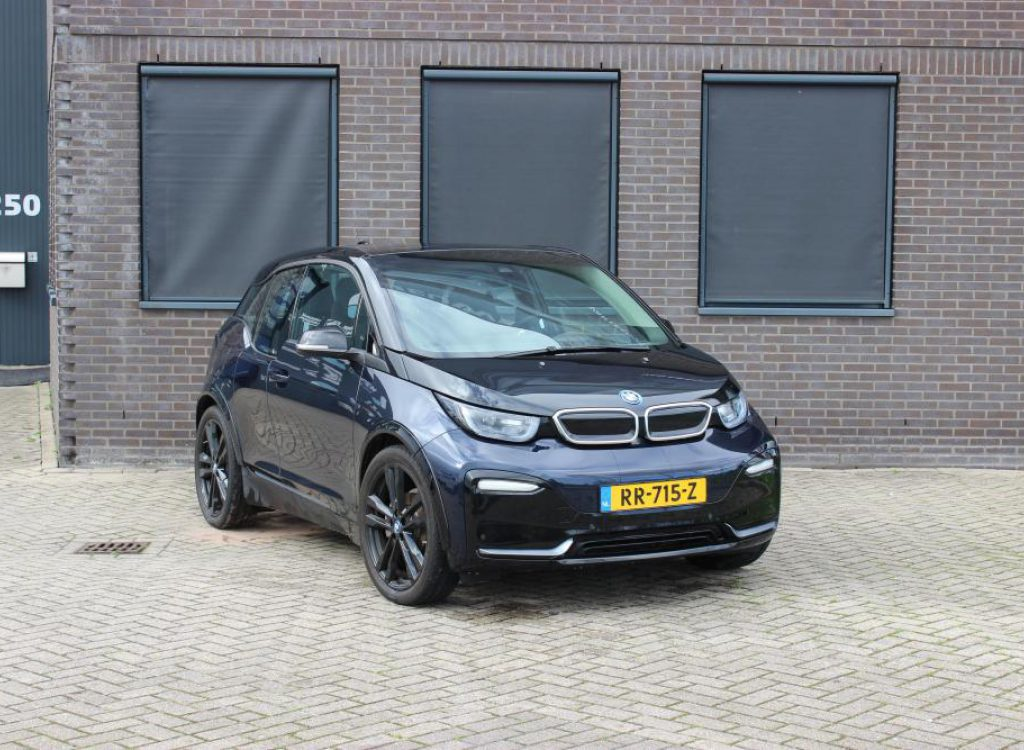 BMW i3 shortlease