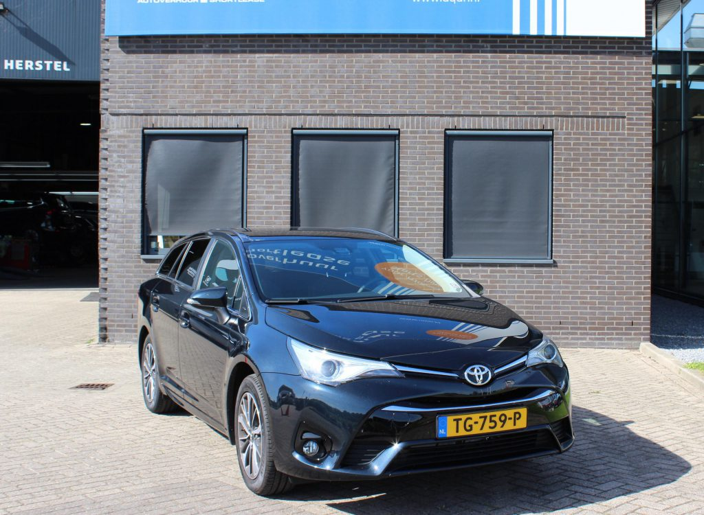 Toyota Avensis TS shortlease