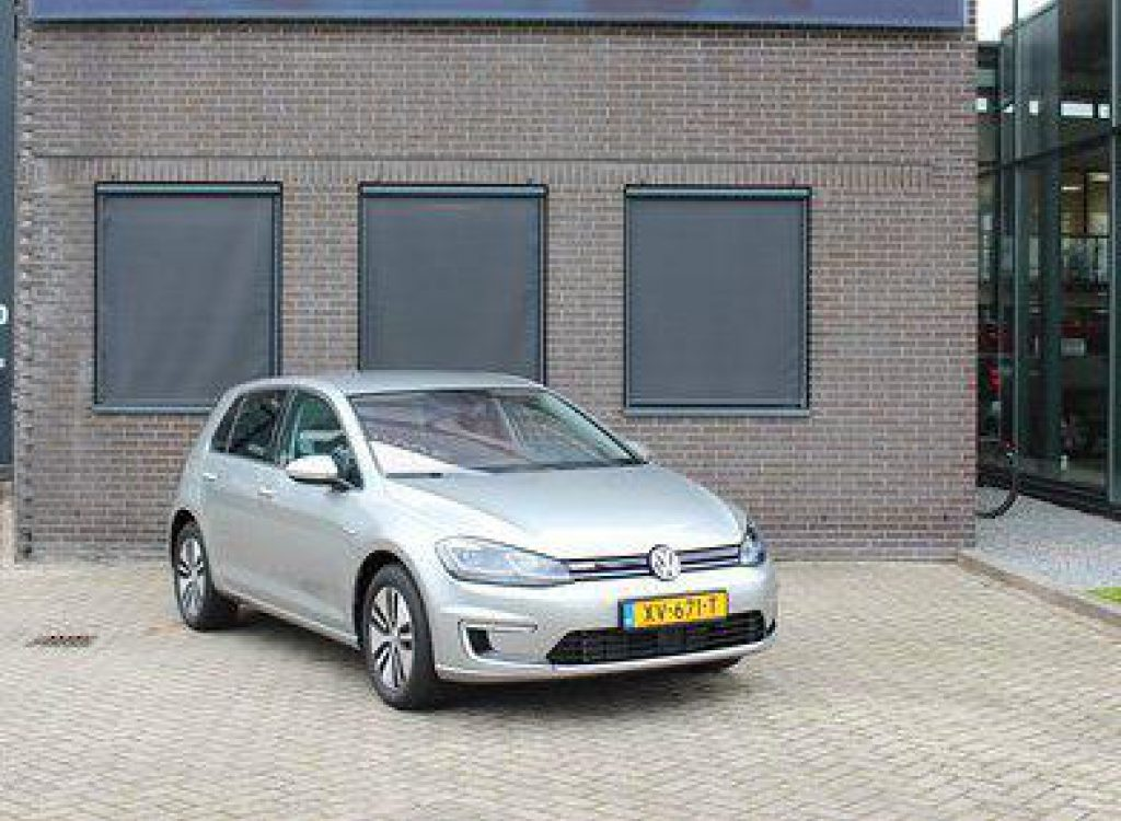Volkswagen e golf shortlease