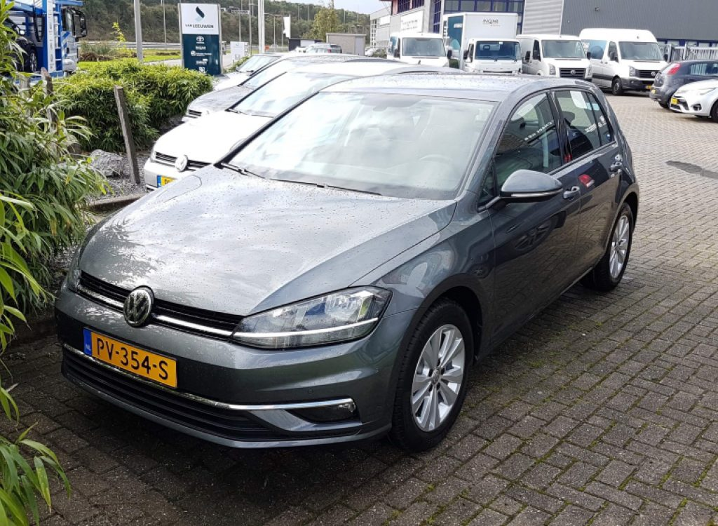 Volkswagen golf comfortline shortlease