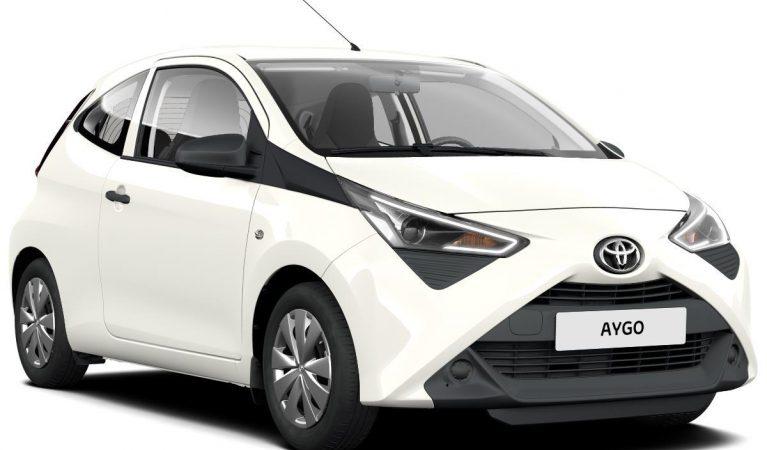 A klasse Toyota AYGO