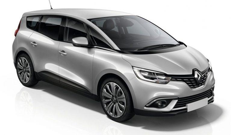 G7 klasse Renault Grand Sce