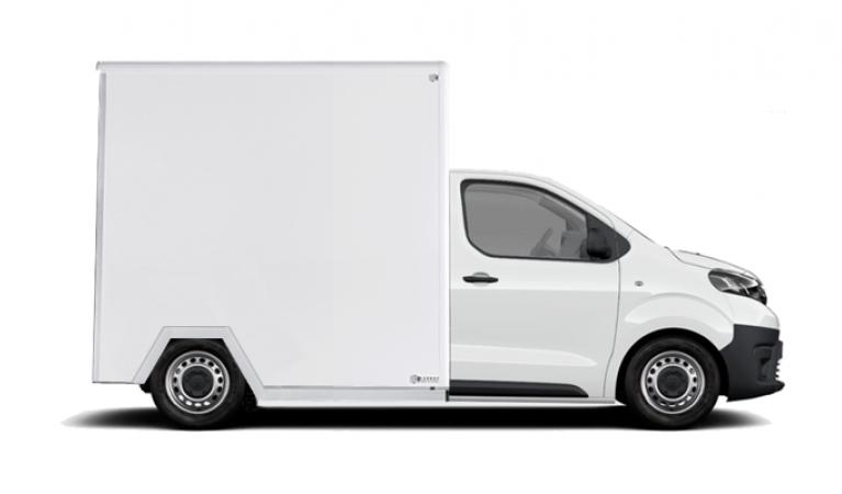 LQ Klasse Toyota Pro Ace Bak