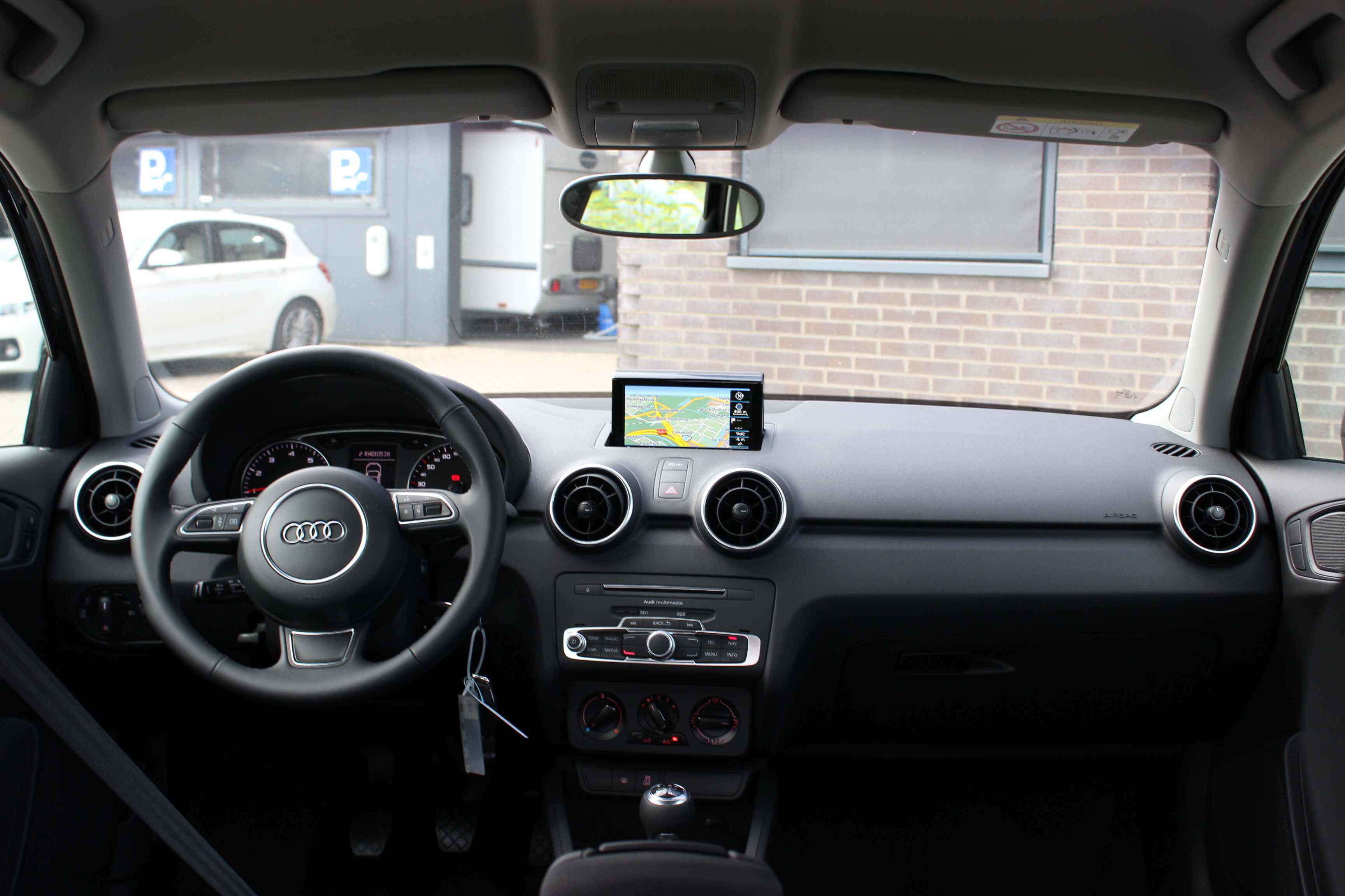 Audi A1 navigatie