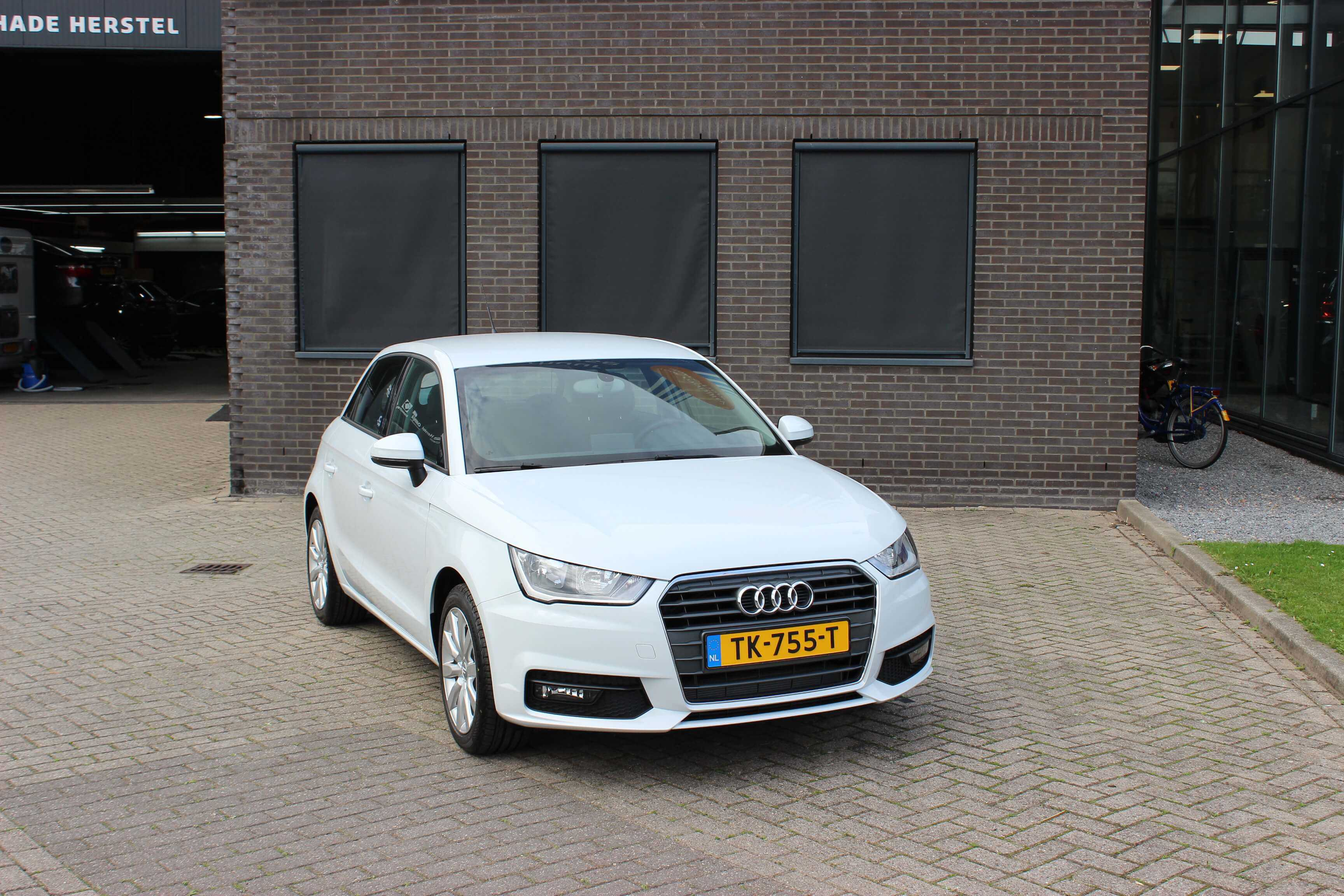 Audi A1 Shortlease wit
