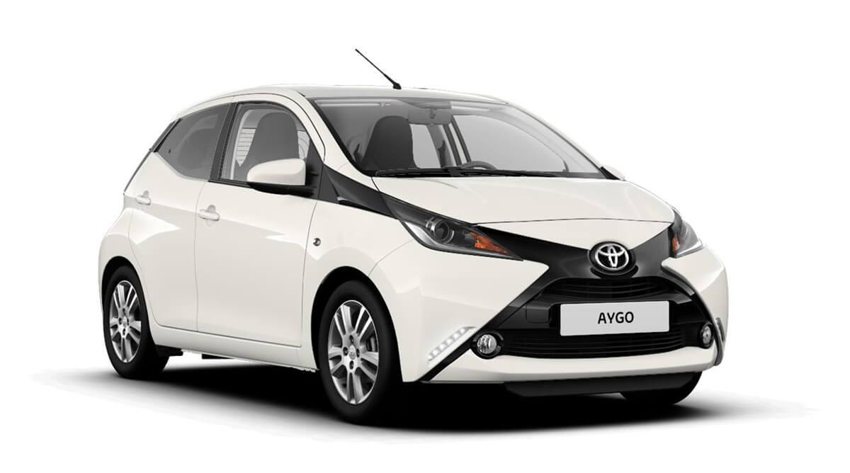 Toyota Aygo Youcar